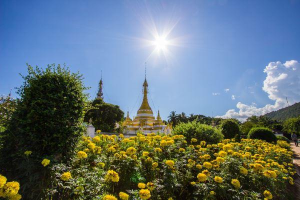 Mae Hong Son, Tailandia, dónde viajar en marzo