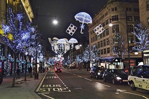 Londres navidad