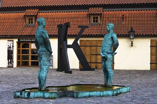 Museo kafka praga