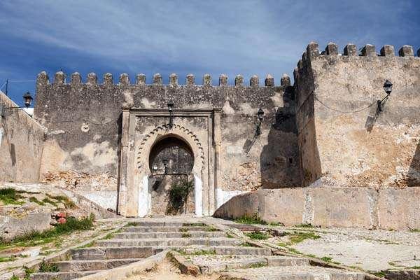 Fortaleza en Tánger