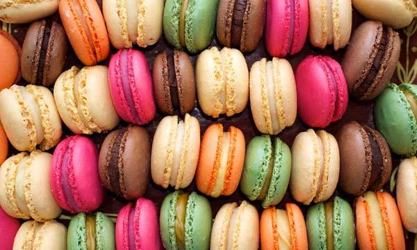 Macarons - quehoteles