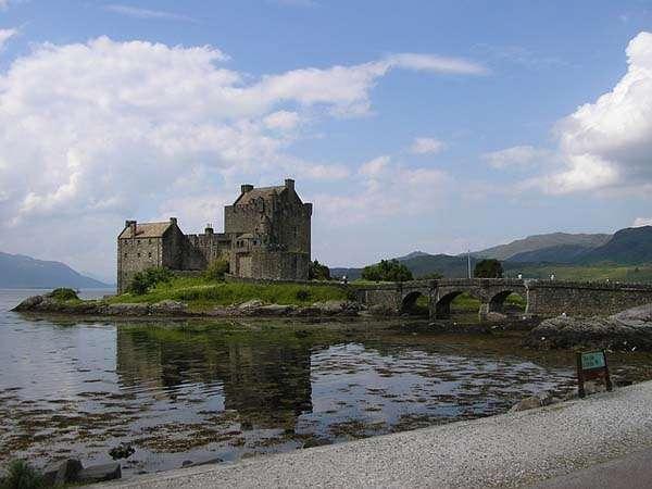 Castillo de Eilean Donnan