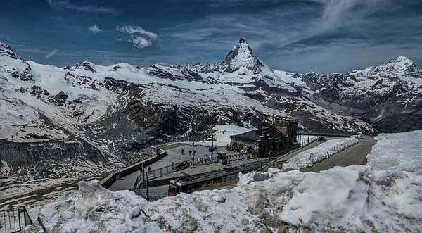 Matterhorn, en Zermatt