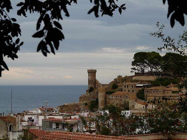 Tossa de Mar- vistas