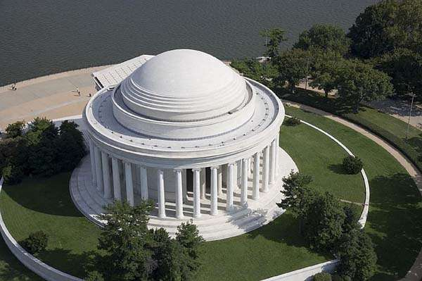 Jefferson Memorial en Washington