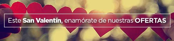 Ofertas para San Valentín en QueHoteles