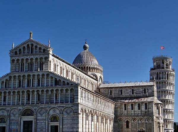 Pisa - Campo de los Milagros