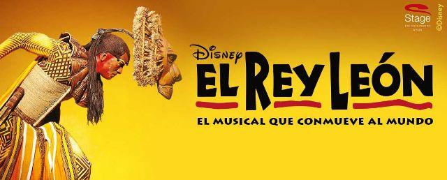 Musical del Rey León