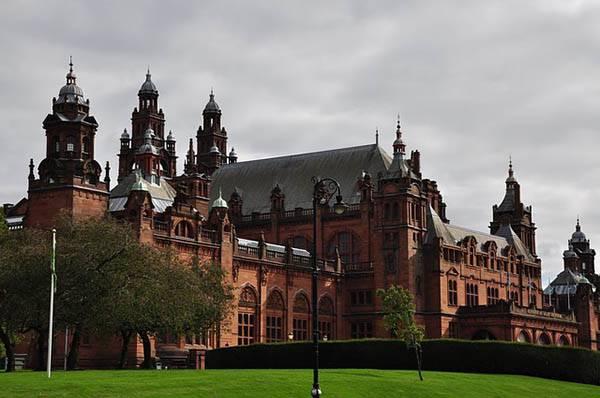 Museo Kelvingrove de Glasgow