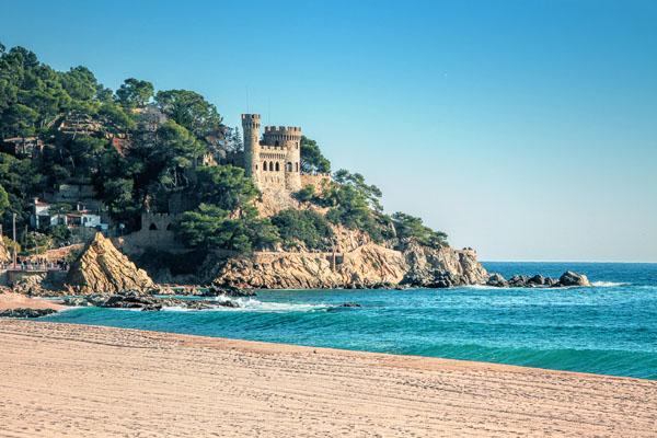Castillo de Lloret de Mar