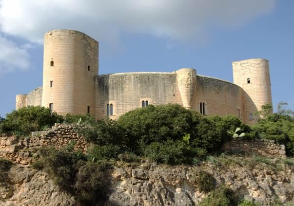 Castillo-de-Bellver-Palma-de-Mallorca