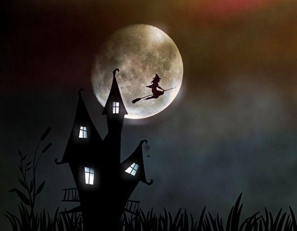 Hoteles para la noche de Halloween