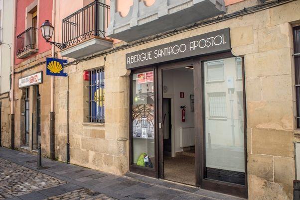 Alojamiento en Camino de Santiago