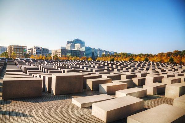 Memorial Holocausto en Berlin