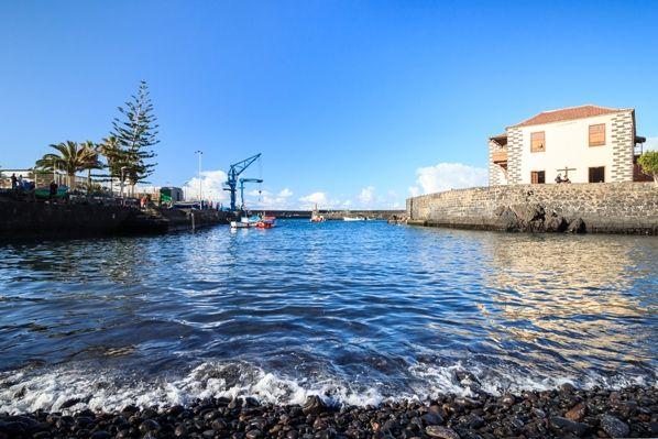 Muelle Viejo en Puerto de la Cruz