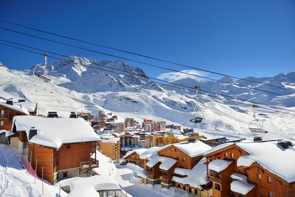 Estacion de esqui de Val-Thorens
