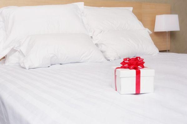 Regalar una noche de hotel por Navidad