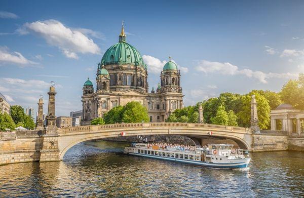 Berlín desde el rio
