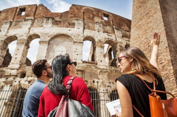 Visita guiada a Roma