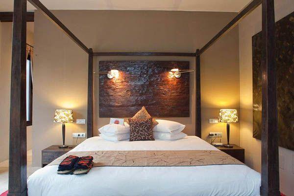 Hotel Atzaro habitación