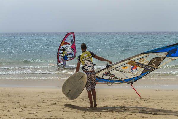 Windsurf en Fuerteventura