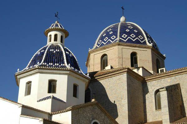 Iglesia Nuestra Señora del Consuelo en Altea