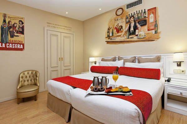 Hotel Mayorazgo en Madrid