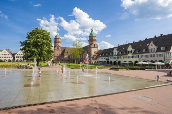 Plaza Mayor de Freudenstadt