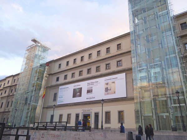 Museo Reina Sofía de Madrid