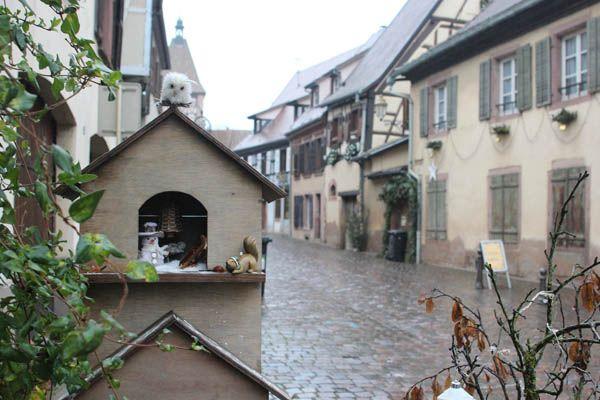 Bergheim Alsacia