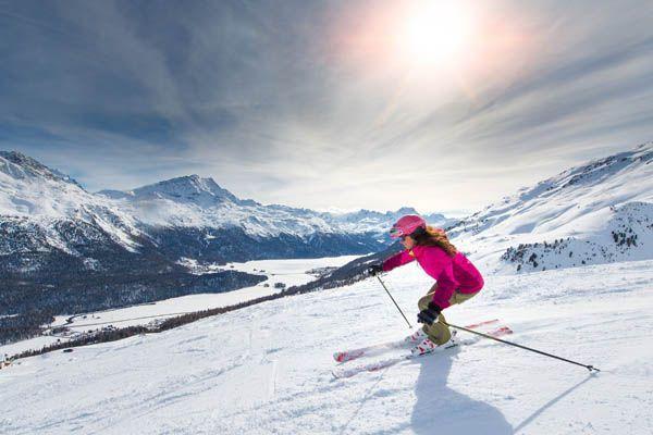 Esquiar en Suiza