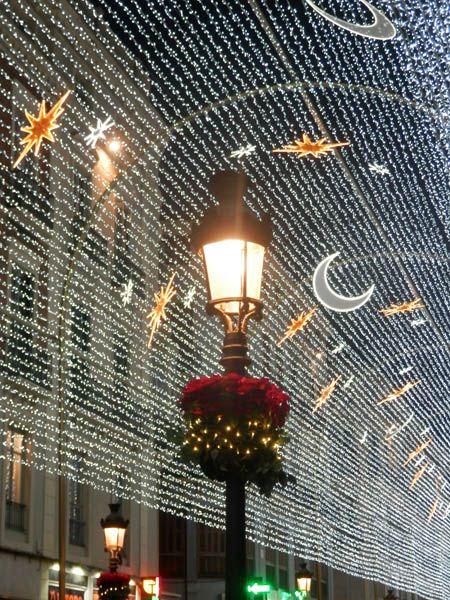 Malaga en Navidad