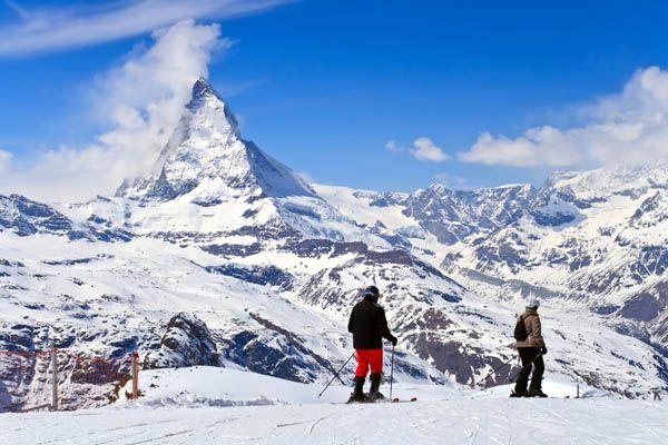 Matterhorn en Suiza