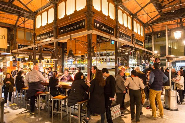 Mercados gastronomicos de Madrid