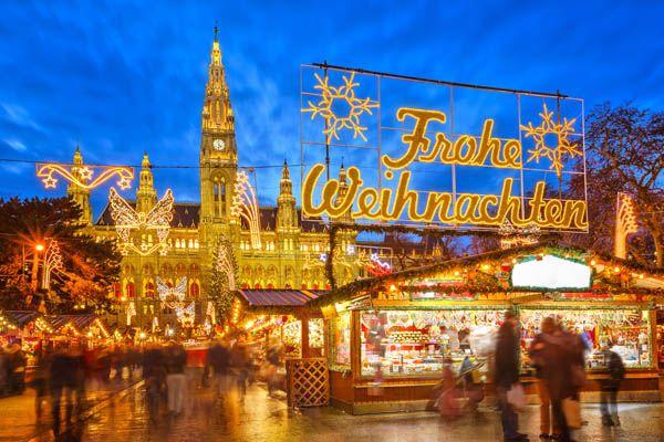 Viena en Navidad
