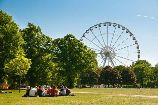 Mejores parques de Londres