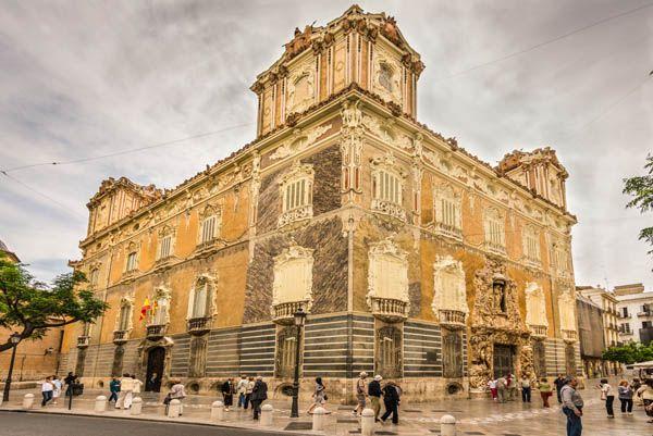 Museo de la Cerámica en Valencia