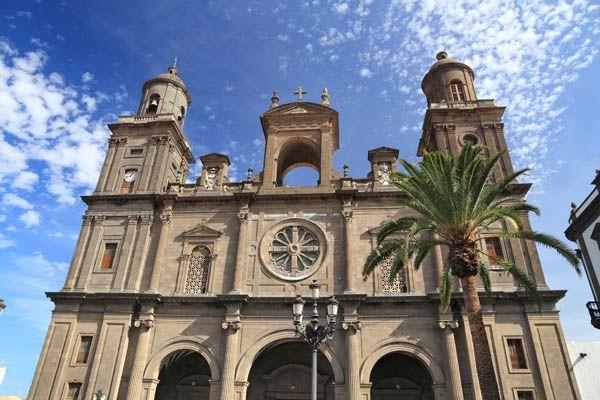 Catedral de Santa Ana en Las Palmas