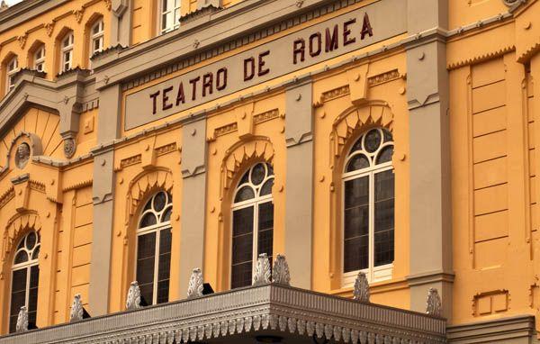 Teatro Romea de Murcia, qué ver en Murcia