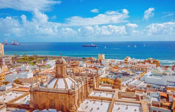 Vistas de Las Palmas
