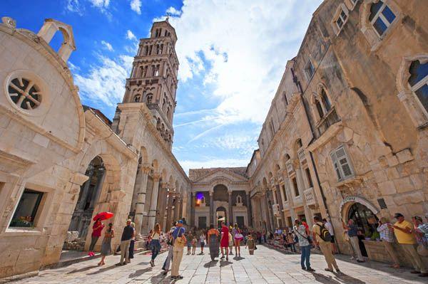 Centro histórico de Split