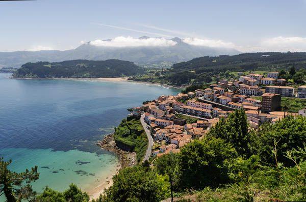 Playas asturianas