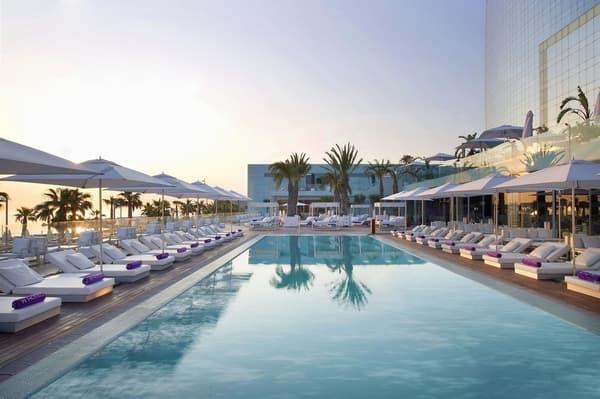 Hotel W Barcelona, donde dormir en Barcelona
