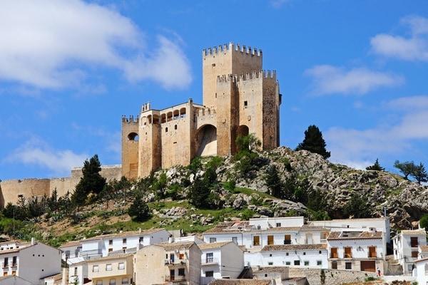 Vélez-Blanco, Almería