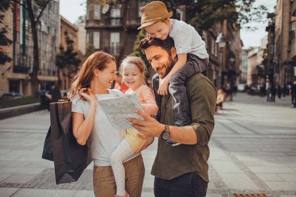 Viajar en familia Semana Santa