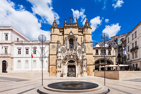 Montasteio de Santa Cruz Coimbra