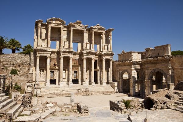 Biblioteca de Efeso, Izmir