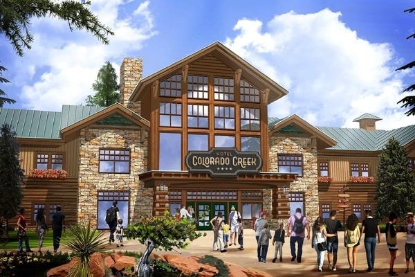 Nuevo hotel en PortAventura, Hotel Colorado Creek