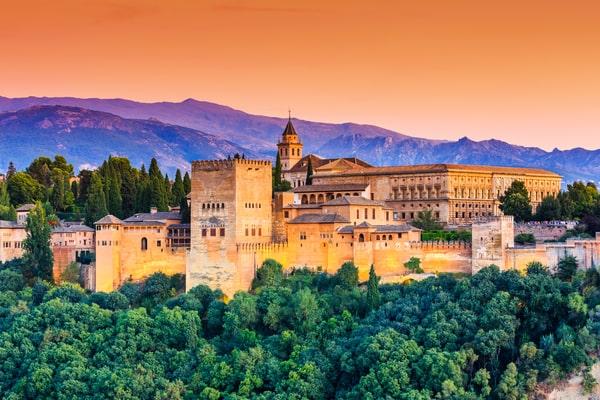 Las mejores terrazas de Granada