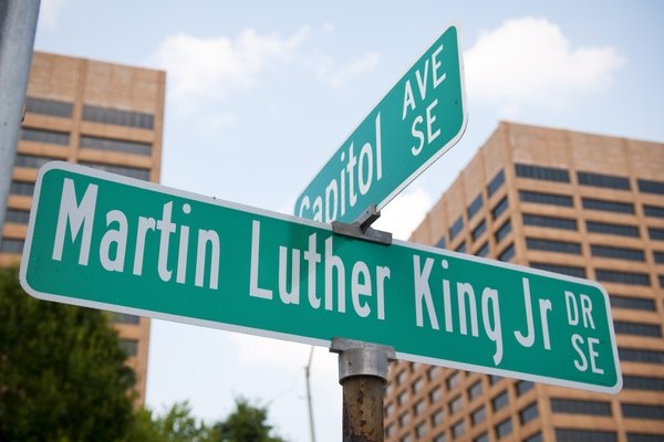 Martin Luther King Jr Drive